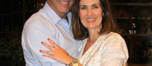 William Bonner e Fátima Bernardes anunciam a separação
