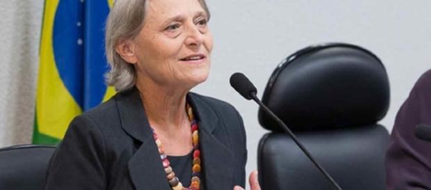 Ela Wiecko Volkmer é contra o impeachment (Foto: Reprodução)