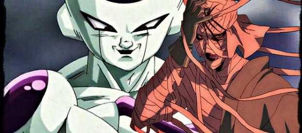 Freezer y Makosho Shishio, los villanos mas carismáticos del mundo del anime.