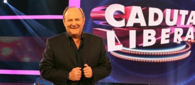 """Gerry Scotti torna con """"Caduta libera"""" sabato 10 settembre alle 21.15 su Canale 5"""