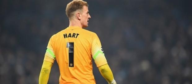 Joe Hart assina com o Torino, da Itália