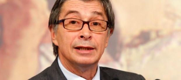 L'ex presidente della Regione Emilia Romagna, Vasco Errani