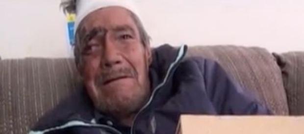 Miguel voltou para casa depois de meses após sua suposta morte (El Diario)