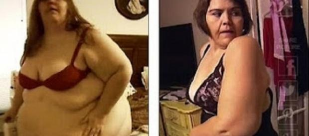 "Princess Zsalynn Whitmore drops over 300 pounds from ""My 600-lb Life"" Source: YouTube still"