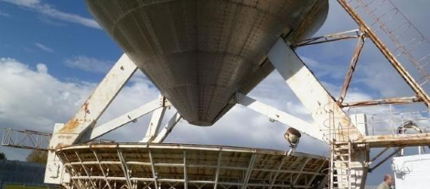 RATAN-600, o maior radiotelescópio do mundo.