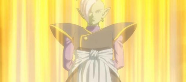 Zamasu during the episode 56 of the series (YouTube)
