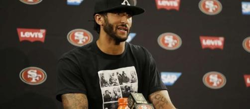 49ers' Colin Kaepernick transcript: 'I'll continue to sit ... - chron.com