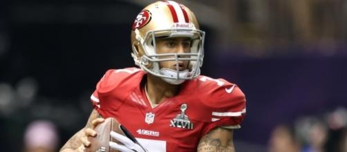 Controversial San Francisco QB Colin Kaepernick. Photo c/o christianpost.com.