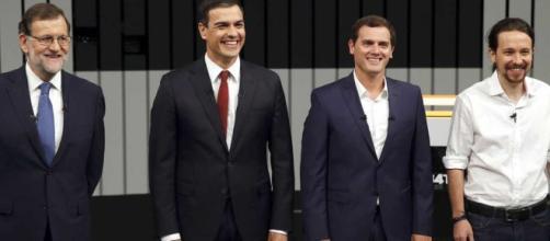 Debate a cuatro - Rajoy repele las críticas y nadie aclara cómo ... - rtve.es