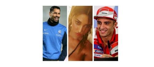 Gossip: Marco Borriello o Andrea Iannone nel cuore di Belen Rodriguez?