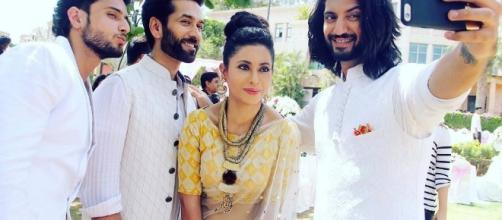 Ishqbaaz Behind The Scenes   Nakul   Kunal   Leenesh   Star Plus ... - youtube.com
