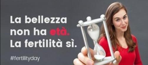 La campagna di sensibilizzazione sulla fertilità promossa dal Ministero della Salute