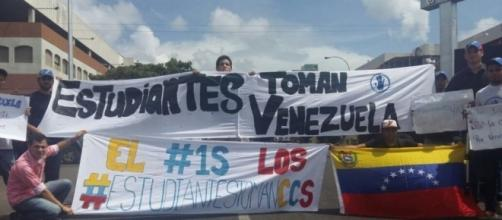 La juventud también se sumará a la convocatoria del primero de septiembre en Caracas