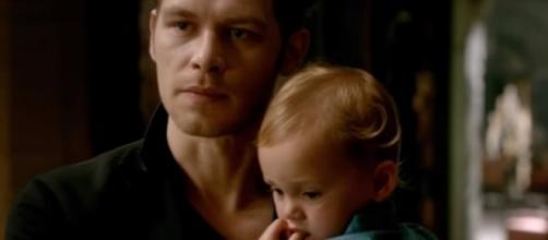 Will Hope destroy Klaus in 'The Originals'? - Photo via BeOriginal/Photo Screencap via The CW, YouTube.com