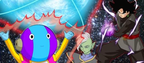 ZENO-SAMA DEVIANTART DRAGON BALL
