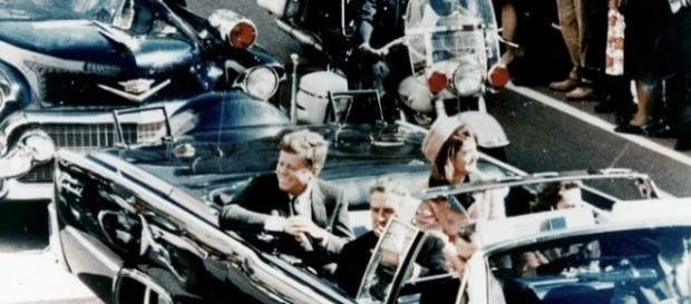 Asasinarea presedintelui John F. Kennedy