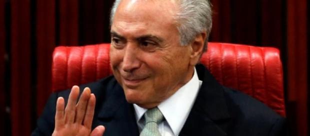 Brazil's Acting President Michel Temer Calls For Unity - newsweek.com