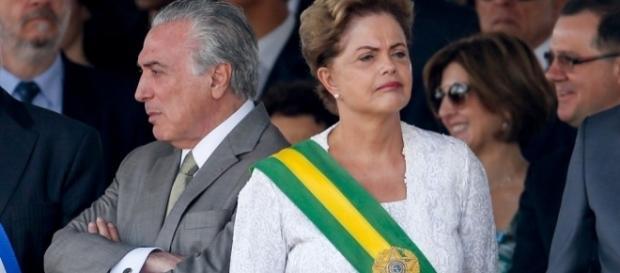 Dilma Rousseff foi afastada da presidência, mas continua elegível