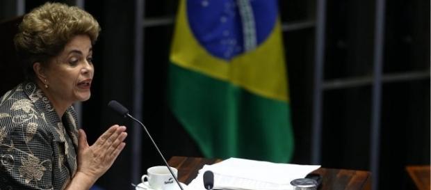 Dilma Rousseff sofre impeachment