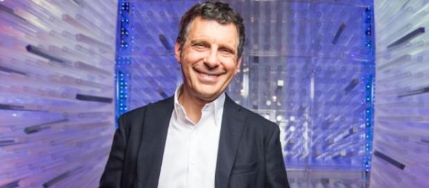Fabrizio Frizzi, conduttore de L'eredità