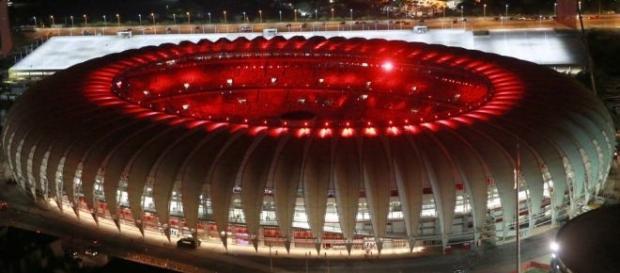 O Beira-Rio recebe o duelo Inter x Fortaleza, pelas oitavas de final da Copa do Brasil