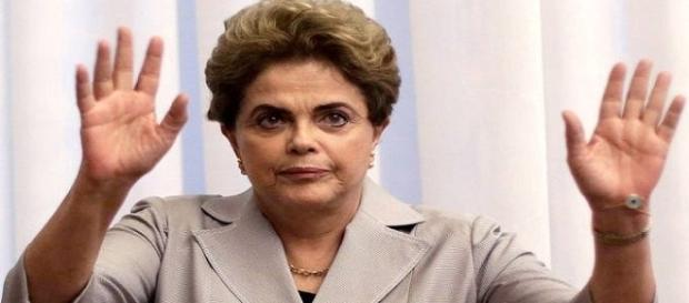 Organização intensa no Alvorada em decorrência do evento organizado por Dilma Rousseff
