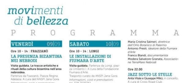 Programma Vacanze dell'Anima in Sicilia
