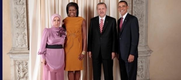 Przyjaźń Turcji Erdogana z Obamą zakończyła się równie nagle jak się zaczęła. Official White House Photo by Lawrence Jackson, flickr.com