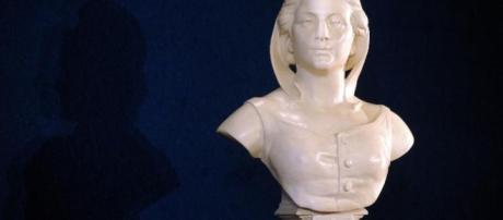 buste de Marianne - la laicite et la France