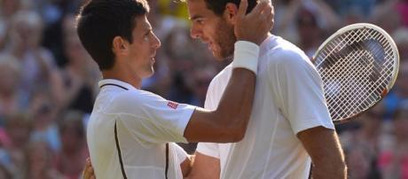 El sorteo del cuadro del tenis masculino de Río 2016 determinó que Del Potro debutará ante el serbio Novak Djokovic, número uno del ranking mundial