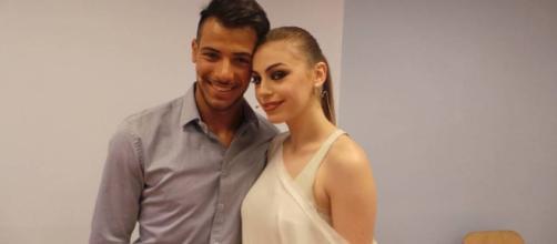 Aldo Palmieri e Alessia Cammarota gossip news