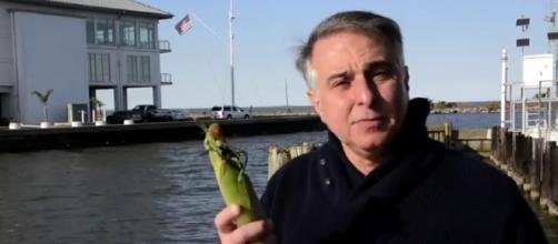 Charles Marsala discusses the impact of corn-starch ethanol production / Photo by Joey Harmon via Charles Marsala used with permission