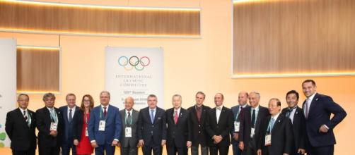 Congreso 129 del Comite Olimpico Internacional