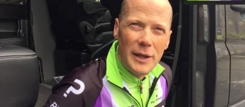 Cyclist Chris Horner is still competing at age 44, 22 years after turning professional.
