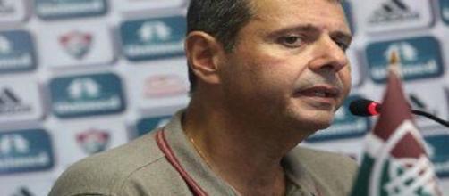Ex-vice de futebol em duas ocasiões, Ricardo tenório pode ser candidato á presidência no Fluminense (Foto: Net Flu)