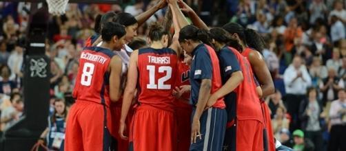 Experienced 12-Member U.S. Olympic Women's Basketball Team Announced - usab.com