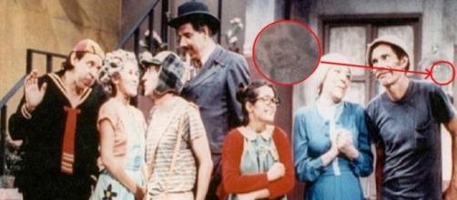 Fotografía de los personajes de El Chavo del 8