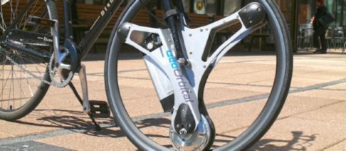 Tecnologia La Bicicletta Elettrica Del Futuro Si Chiama Geoorbital
