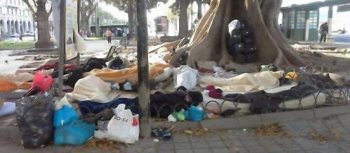 I migranti saranno assistiti dai volontari della Caritas.