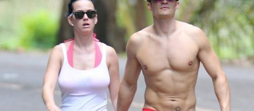 Katy Perry e Orlando Bloom in giro alle Hawaii