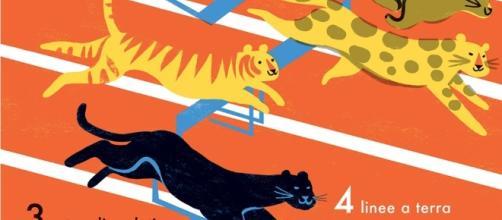 Le Olimpiadi degli animali: un'assurda gara di quadrupedi e ... - panorama.it