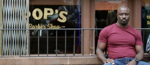 Mike Colter interpreta a Luke Cage en la serie de Netflix que se estrena el 30 de septiembre