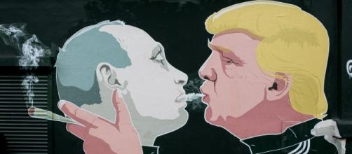 Trump -Putin - Make everything great again - CC BY