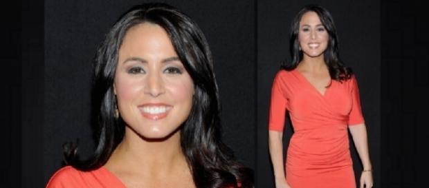Andrea Tantaros might not be on Fox, but she still has a lot to say! Photo: YouTube still shot by Jamie McCarthy