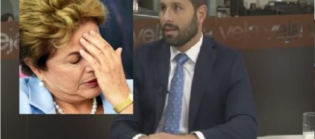 Marcelo Calero diz o que Dilma fez no Brasil