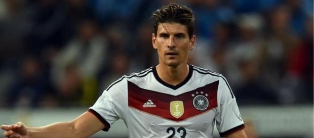 Mario Gómez pode regressar à Alemanha