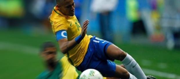 Seleção brasileira não consegue vencer a África do Sul