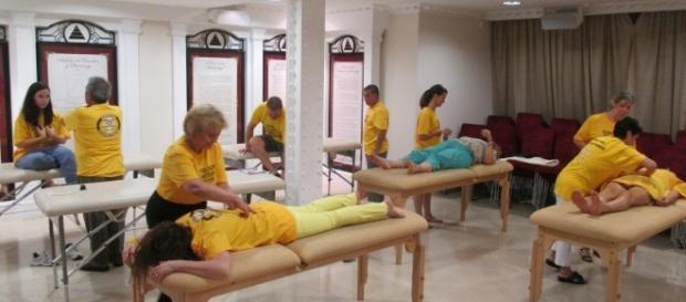 Seminario práctico de Ayudas a las enfermedades y lesiones.