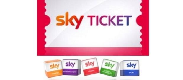 Sky Online wird zu Sky Ticket Ende August 2016
