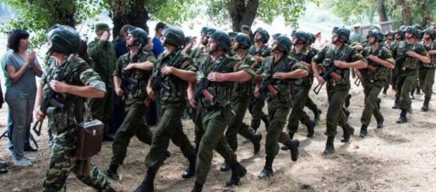 Trupe ale Rusiei in Transnistria